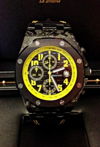 Audemars Piguet replica Royal Oak Offshore Chronograph 26176FO Bumblebee
