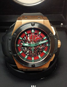 Hublot replica Big Bang King Power Mexico 710.OM.0130.GR.MEX10 orologio replica
